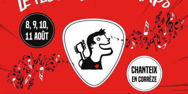 Festival aux Champs 2019 affiche festival musique