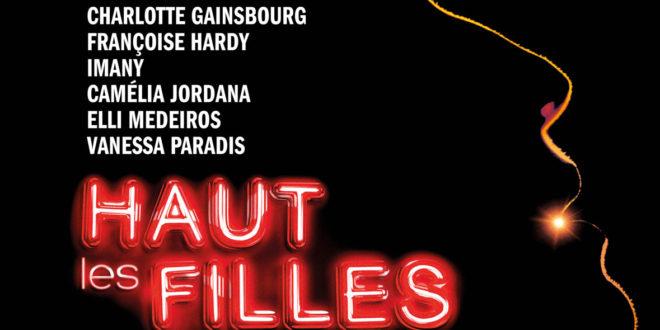 Haut les filles de François Armanet affiche film documentaire cinéma