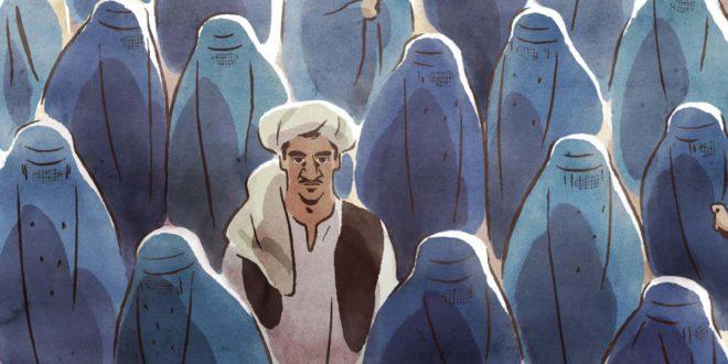 Les Hirondelles de Kaboul de Zabou Breitman et Eléa Gobbé-Mévellec image (c) Les Armateurs