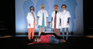 Naissance(s) du collectif Femme Totem photo théâtre contemporain