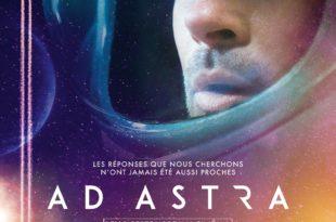 Ad Astra critique film avis affiche
