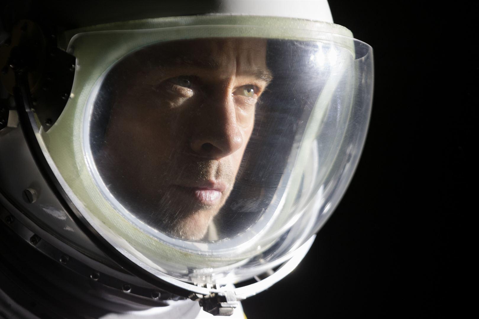 Ad Astra - Photo Brad Pitt film avis critique