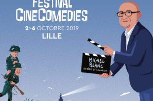 Festival CineComedies 2019 affiche films comédie