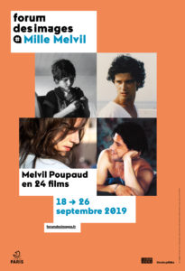 Affiche Mille Melvil forum des images
