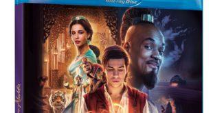 Aladdin de Guy Ritchie visuel BluRay film cinéma