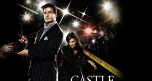CASTLE affiche série télé