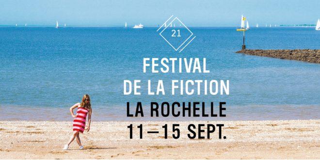 Festival de la Fiction TV de La Rochelle 2019 affiche séries, unitaires télé