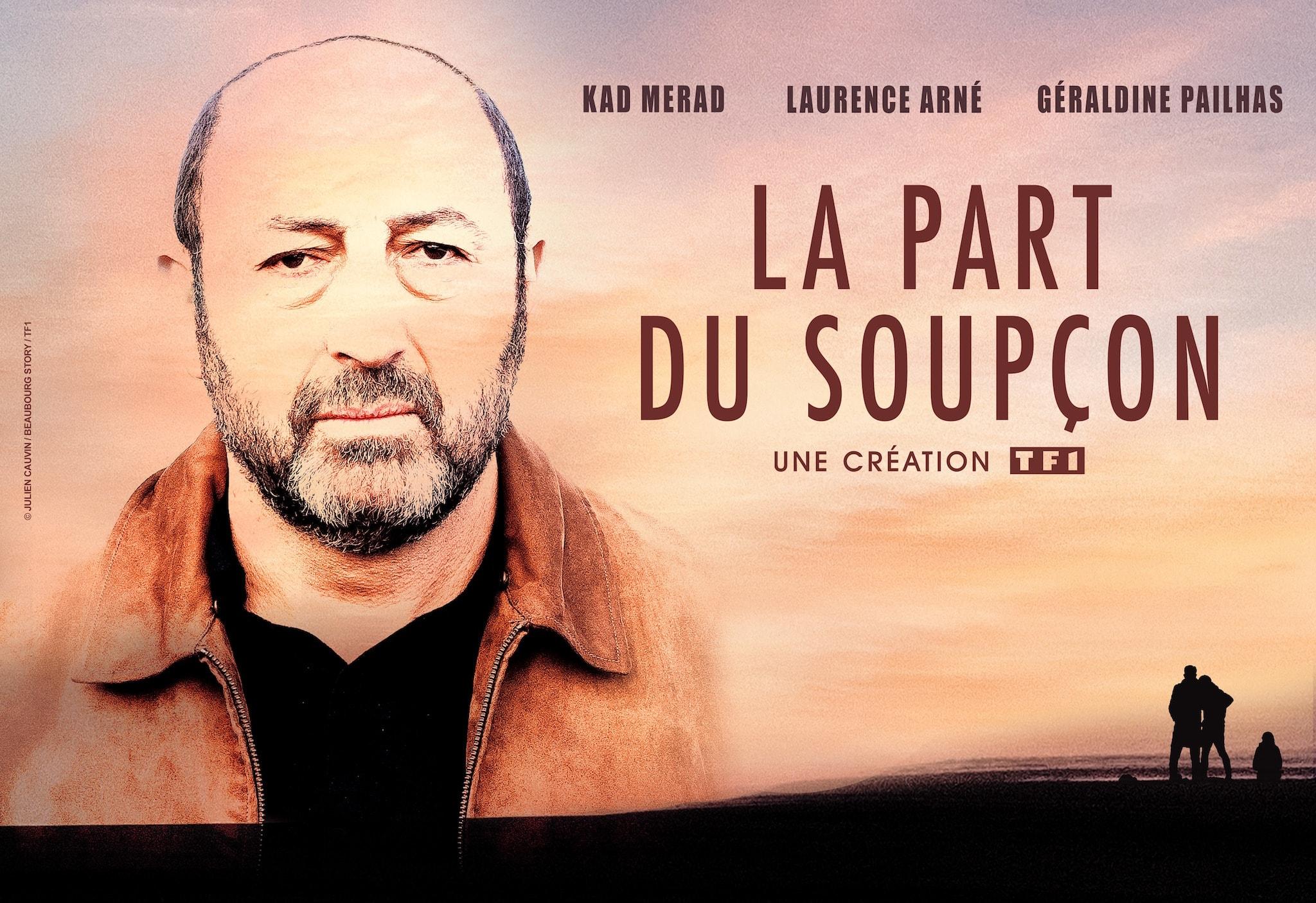 La Part Du Soupçon affiché téléfilm