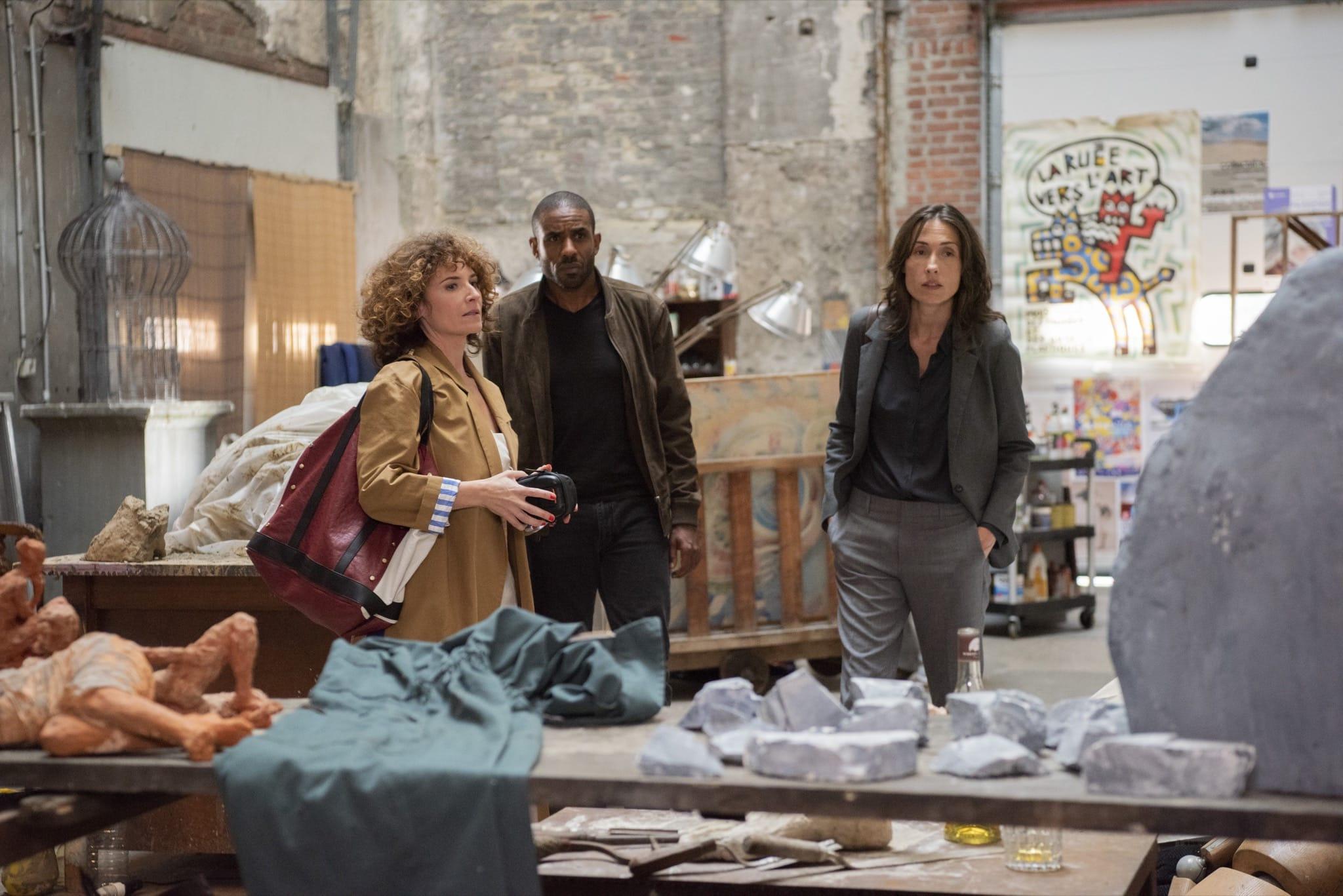 Meurtres à Lille de Laurence Katrian image téléfilm Meurtres à...