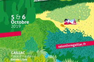 Salon du Livre Jeunesse & Ados 2019 affiche littérature