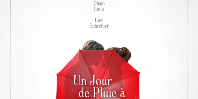 Un Jour de pluie à New York affiche film critique avis