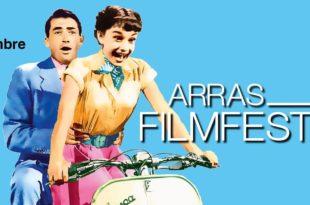 Arras Film Festival 2019 affiche festival cinéma