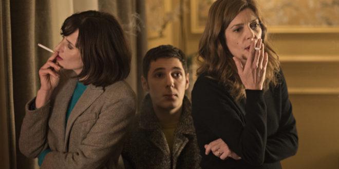 Chambre 212 - Photo Camille Cottin, Chiara Mastroianni, Vincent Lacoste critique avis film