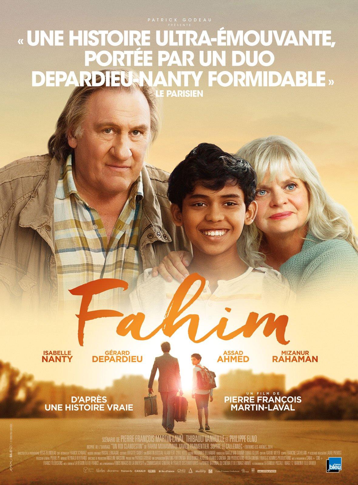 Fahim affiche film 2019 critique avis