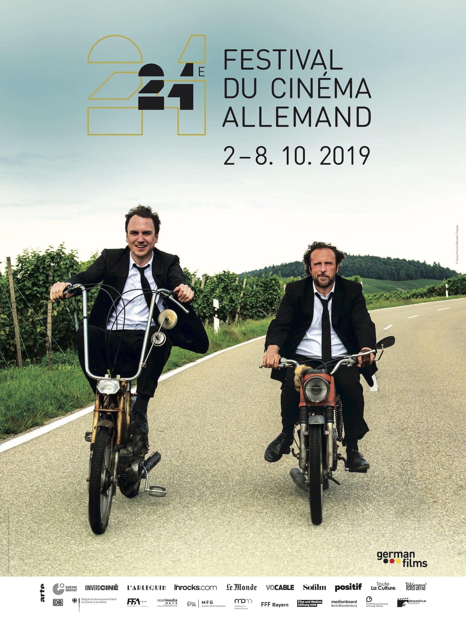 Festival du Cinéma Allemand 2019