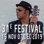 Festival Les Guitares 2019 affiche musique