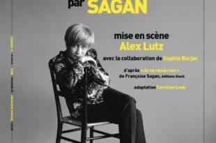 """""""Françoise par Sagan"""" par Alex Lutz"""