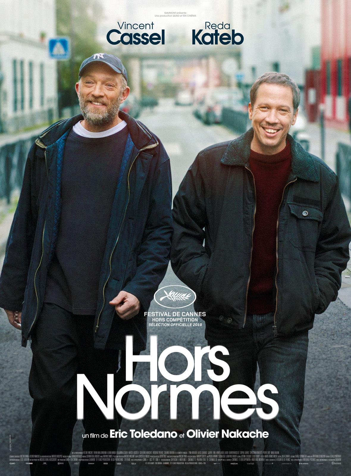 Hors Normes affiche critique avis film 2019