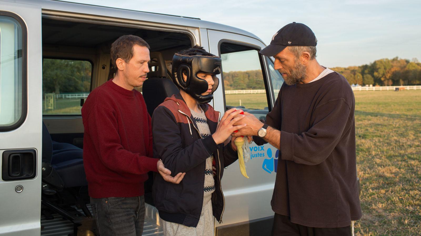 Hors Normes - Photo Reda Kateb, Vincent Cassel critique avis