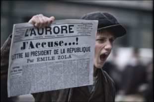 J'accuse de Roman Polanski image thriller politique