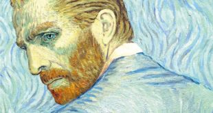 La Passion Van Gogh de Dorota Kobiela et Hugh Welchman affiche film d'animation cinéma
