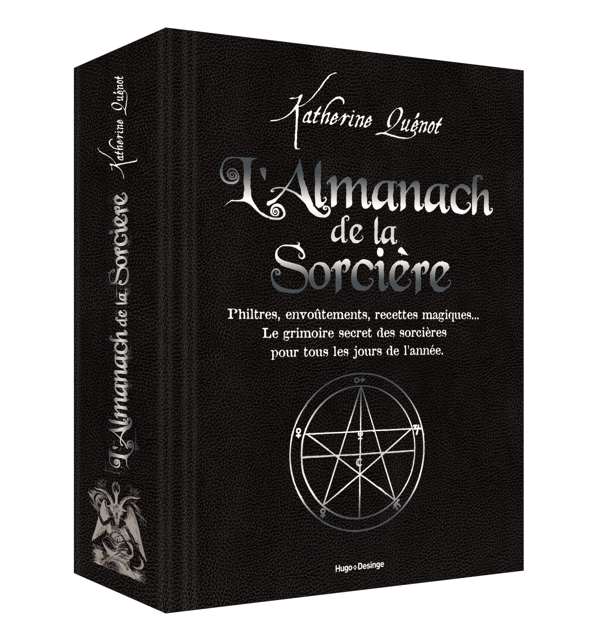 Critique L Almanach De La Sorciere 2019 Abracadabra