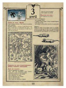 L'almanach de la sorcière de Katherine Quenot image extrait