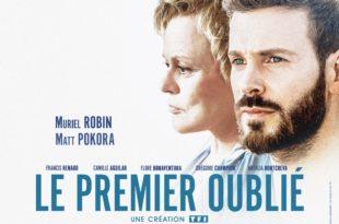 LE PREMIER OUBLIE de Christophe Lamotte affiche téléfilm