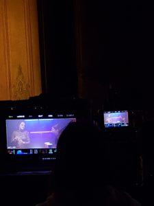 Les Grands saison 3 photo tournage série télé OCS Signature