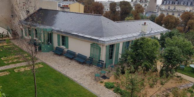 Maison de Balzac image maison et jardin