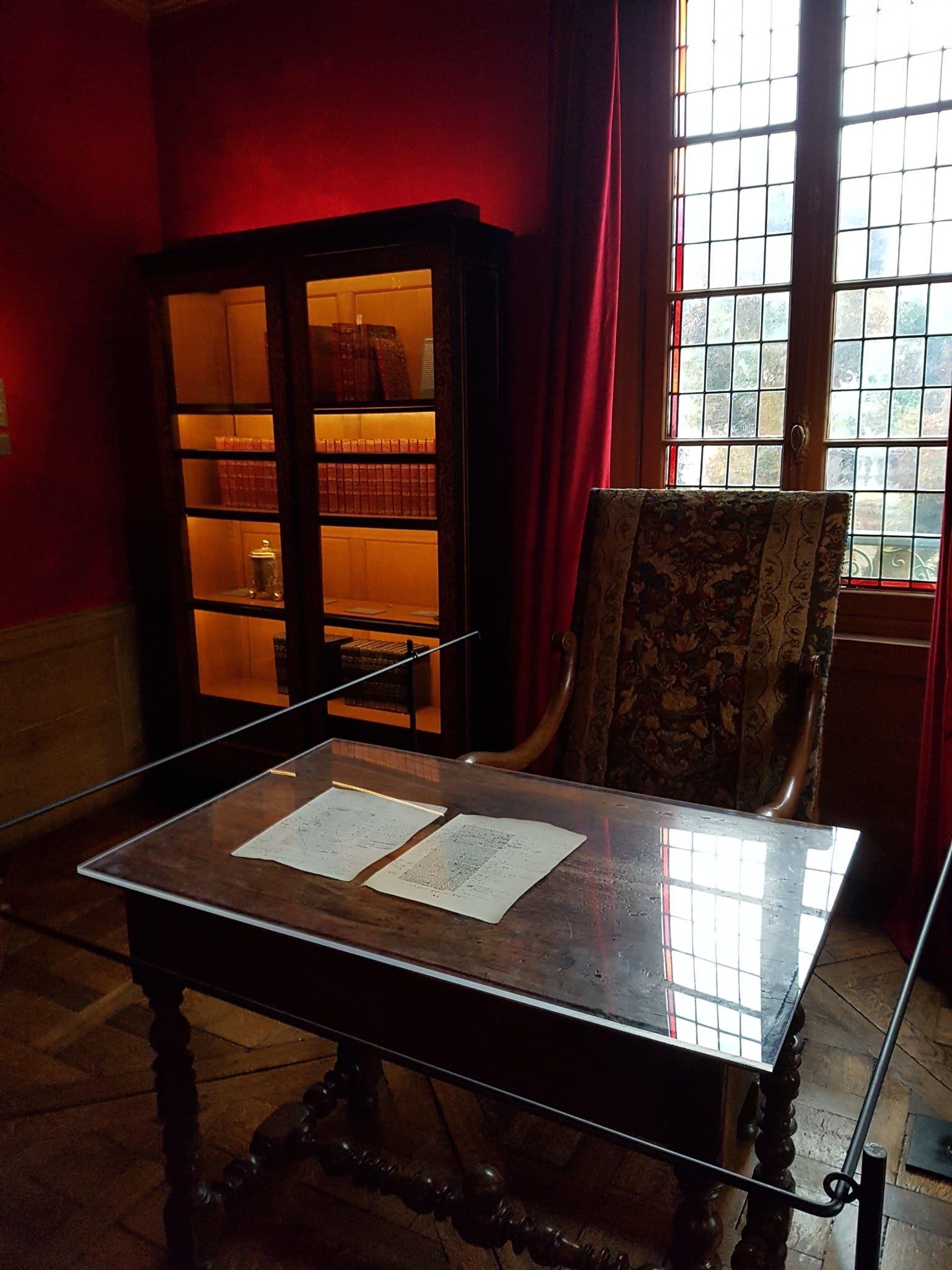 La Maison de Balzac fait peau neuve : nouveaux aménagements et nouvelle exposition 2 image