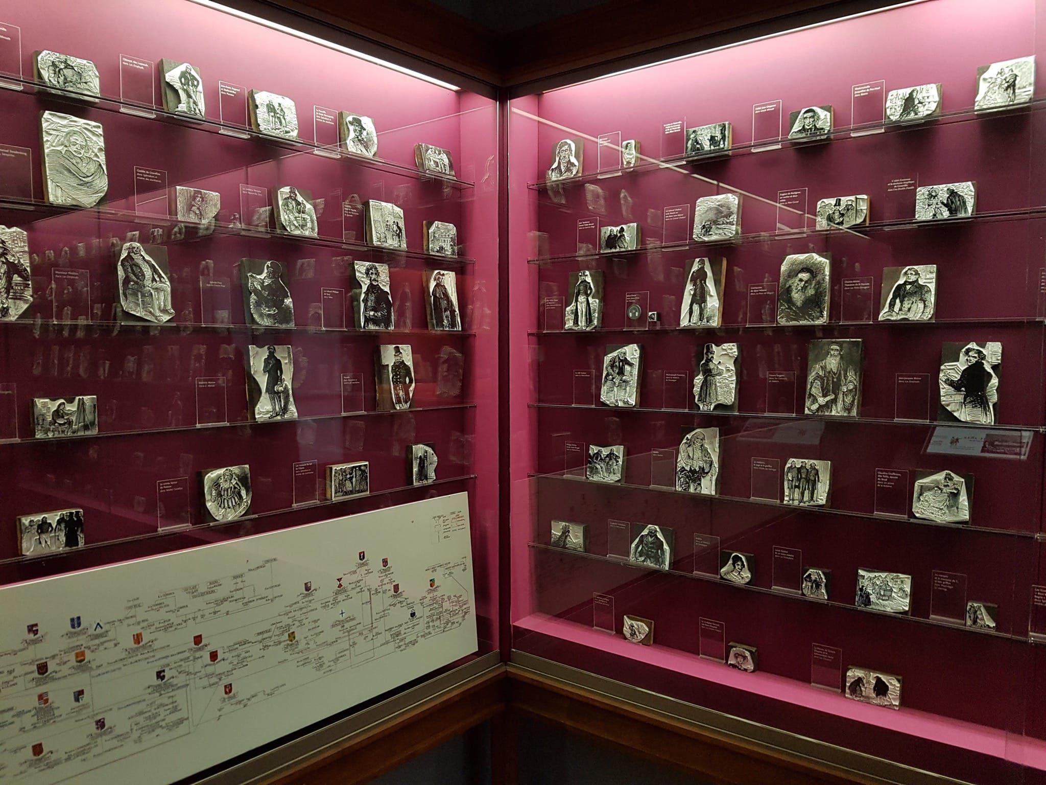 La Maison de Balzac fait peau neuve : nouveaux aménagements et nouvelle exposition 1 image