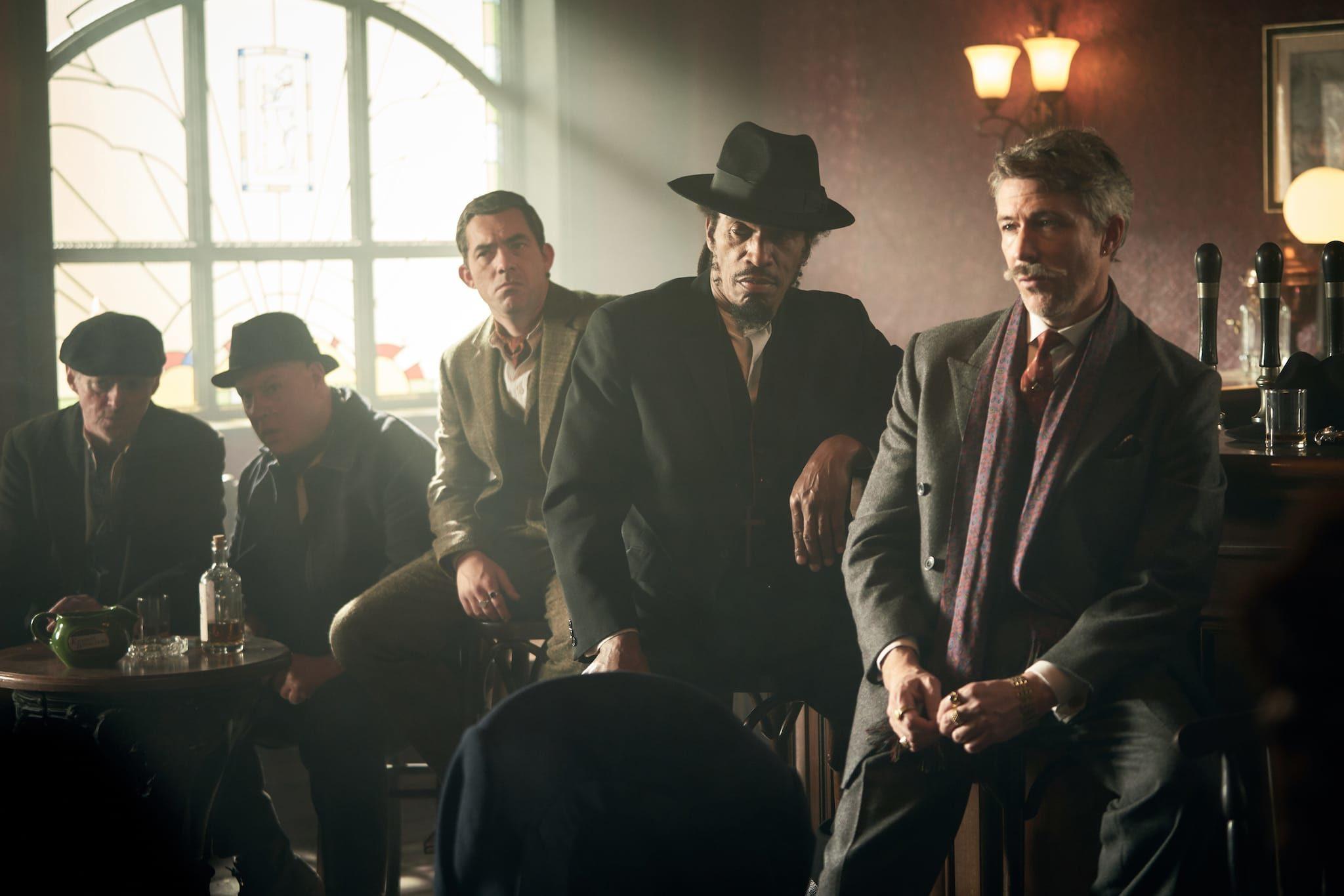 Peaky Blinders saison 5 image série télé