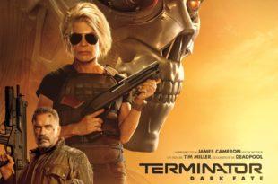 Terminator: Dark Fate affiche film cinéma