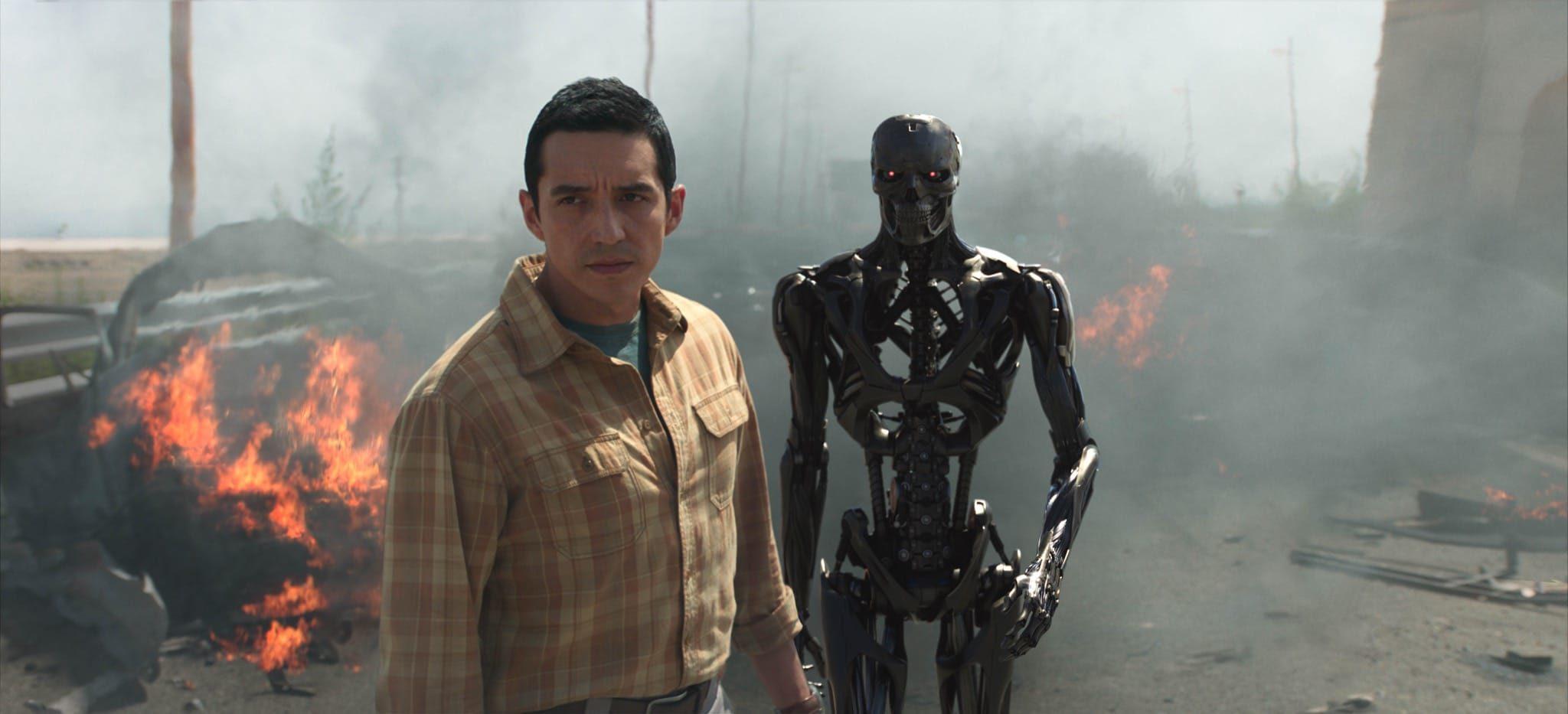 Terminator: Dark Fate image film cinéma