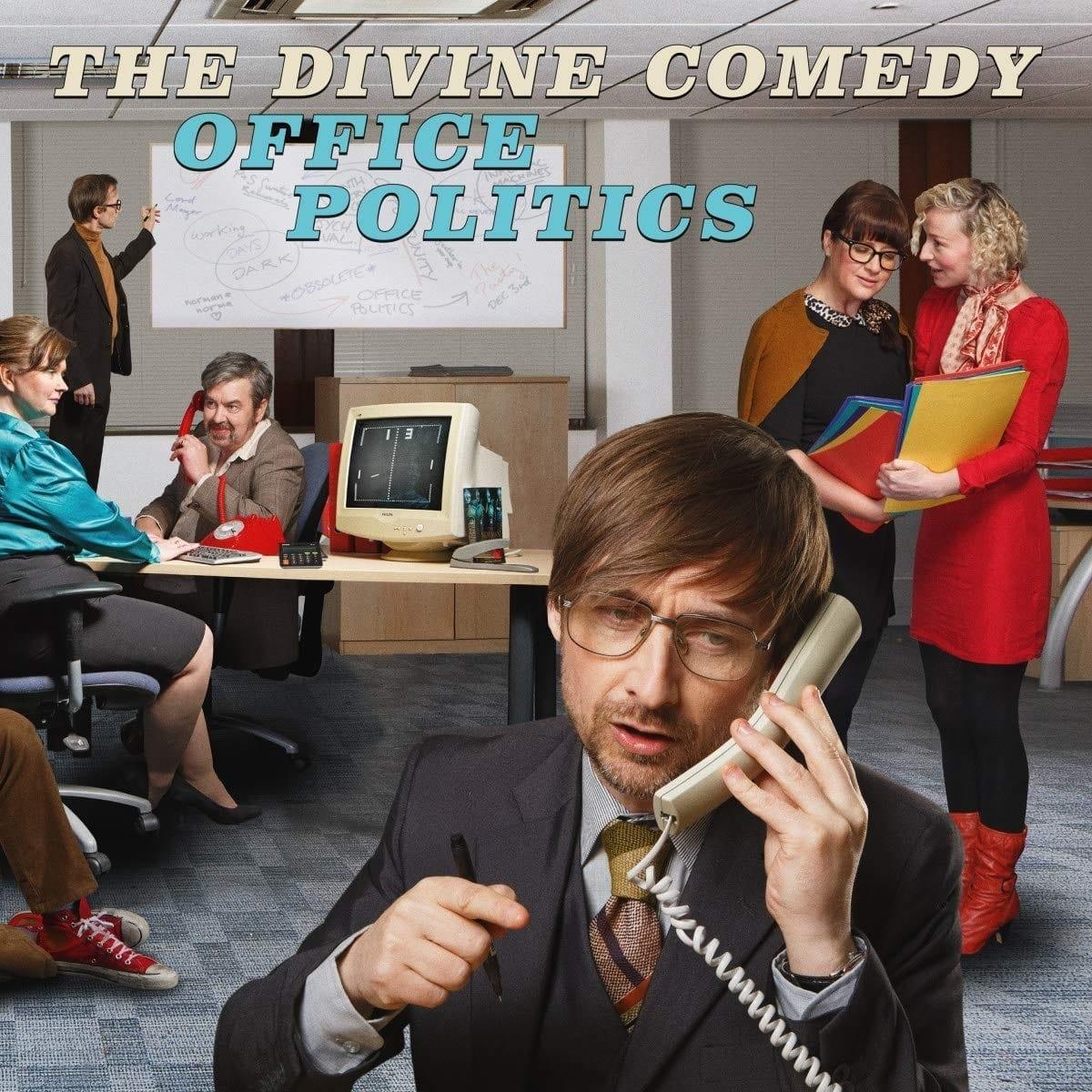 The Divine Comedy album Office Politics pop