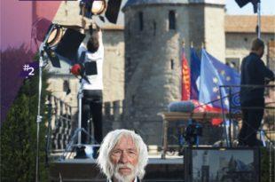 Festival International du Film Politique de Carcassonne 2019 affiche festival cinéma