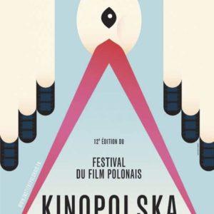 Festival Kinopolska 2019 affiche cinéma polonais