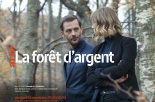 La forêt d'argent d'Emmanuel Bourdieu affiche téléfilm