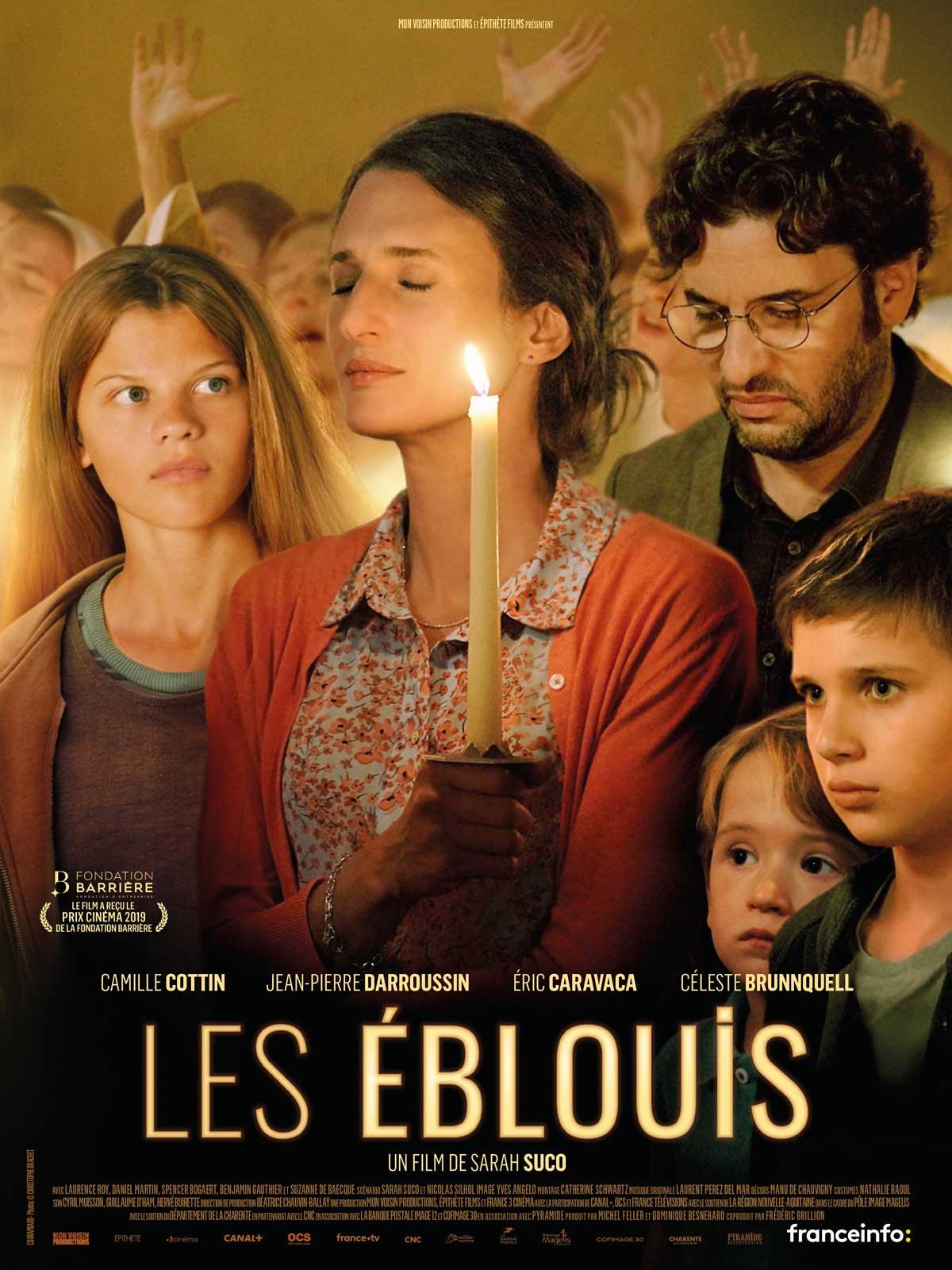 Les Eblouis affiche film 2019