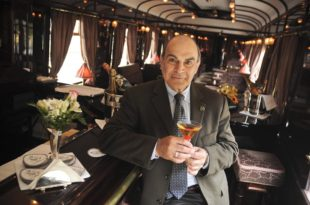L'orient-express avec david suchet image documentaire