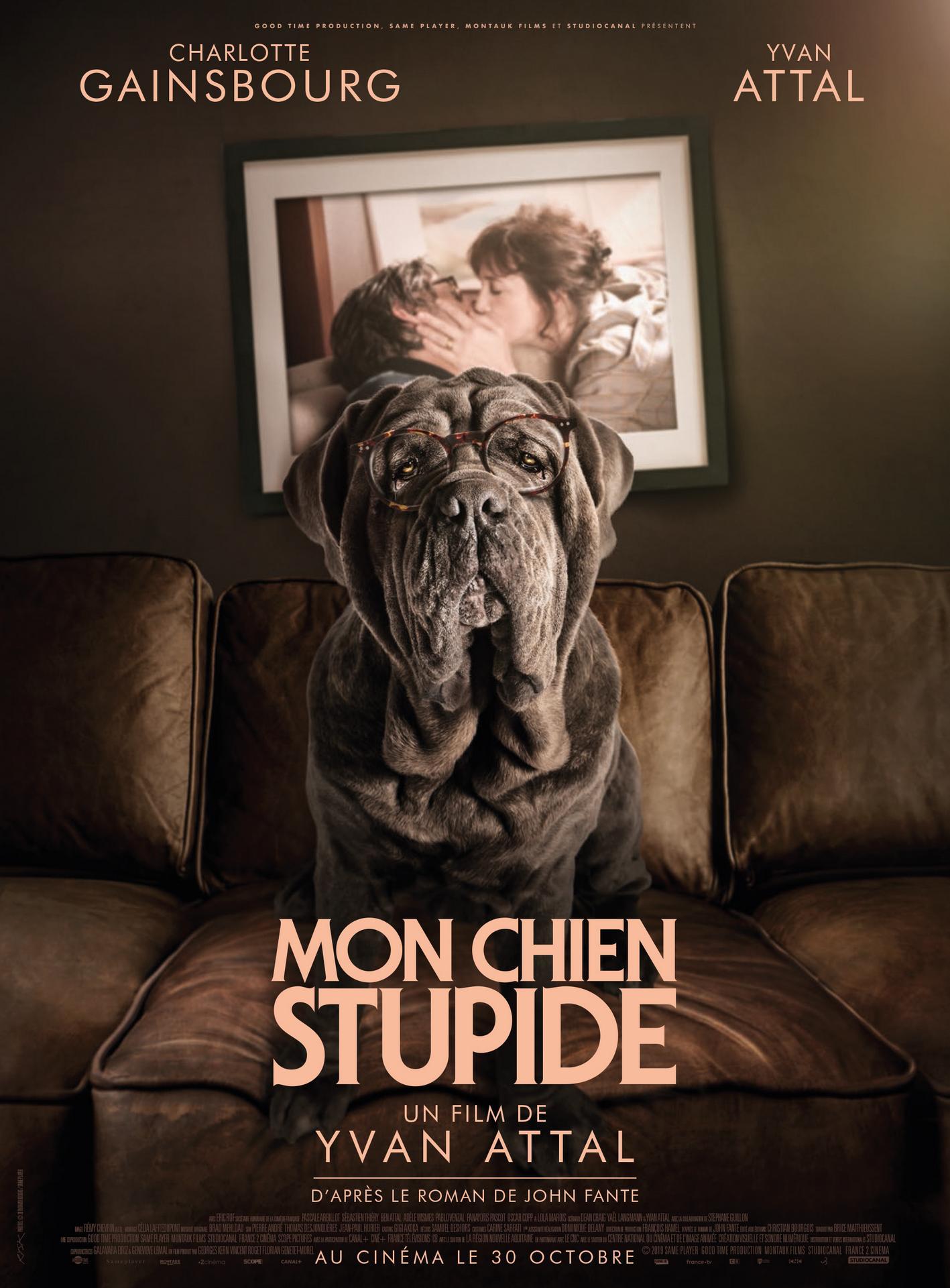 Mon Chien Stupide affiche film critique 2019