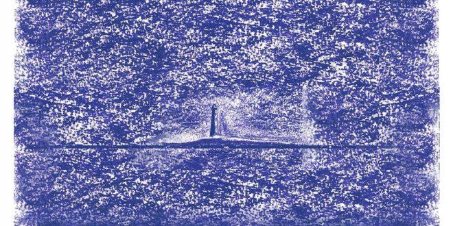 Nuit Bleue de Tommy Weber affiche film cinéma