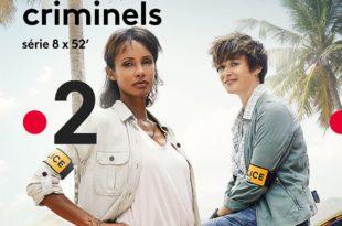 Tropiques criminels saison 1 affiche série télé