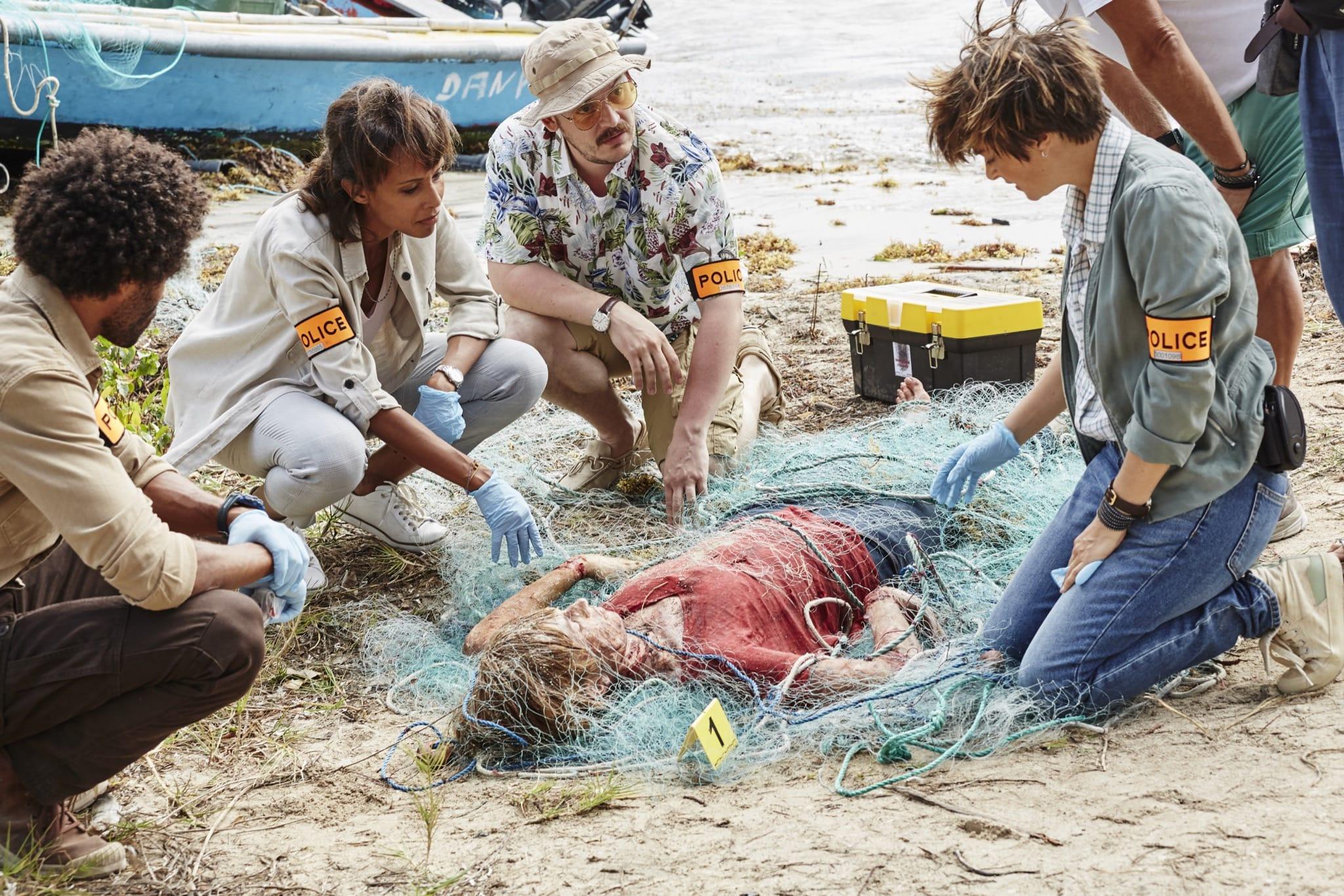 Tropiques criminels saison 1 image série télé