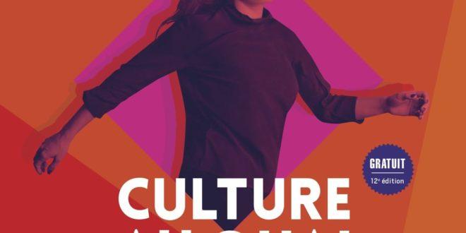 Culture au Quai 2019 affiche festival culture