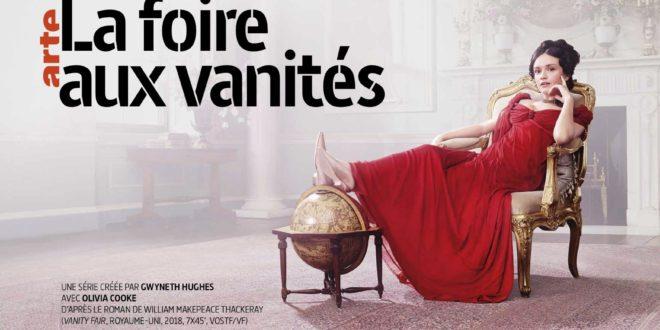 La foire aux vanités affiche série télé