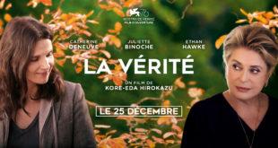 La Vérité film 2019 affiche