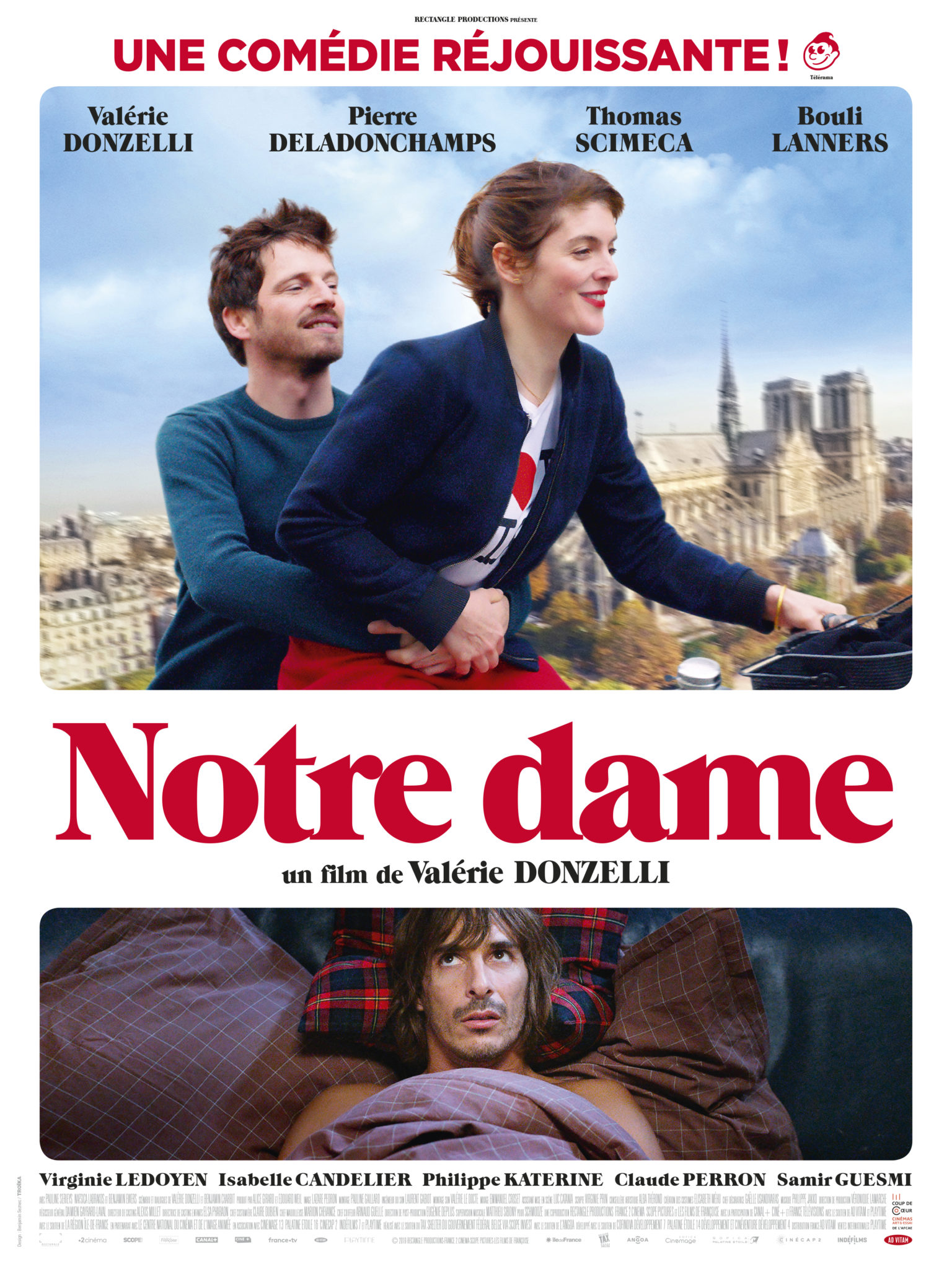 """Critique / """"Notre Dame"""" (2019) de Valérie Donzelli 10 image"""