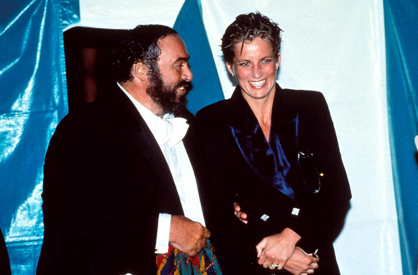 Pavarotti Photo Luciano Pavarotti critique avis film